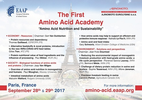 The first Amino Acid Academy | Feed-a-Gene