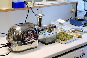 Green protein extraction at Aarhus University