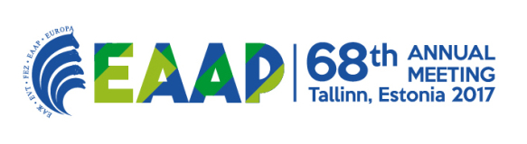 68th EAAP Annual meeting
