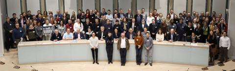 Group photo of the Feed-a-Gene final meeting