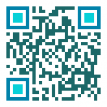 QR code for registration