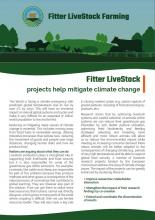 Fitter Livestock Farming policy brief